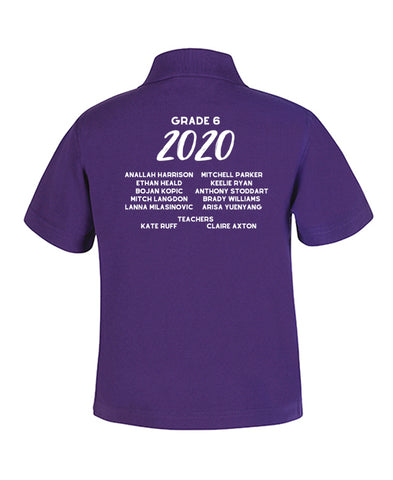 LEAVERS POLO 2020