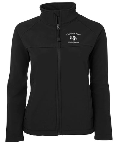 LADIES LAYER SOFT SHELL JACKET - STAFF