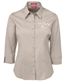 URBAN 3/4 POPLIN SHIRT - STAFF