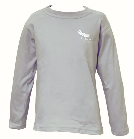 LONG SLEEVE T-SHIRT - Dragonfly Logo