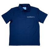 AEROPLUS POLO SHIRT (Embroidered)