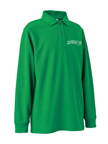 POLO SHIRT - LONG SLEEVE