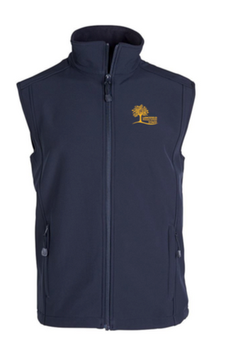 SOFT SHELL VEST - STAFF