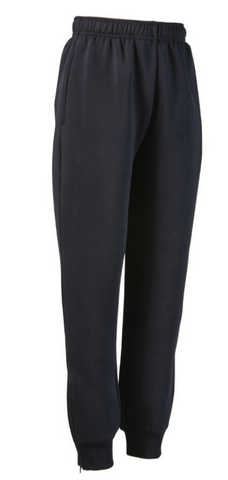 ANKLE ZIP TRACK PANTS