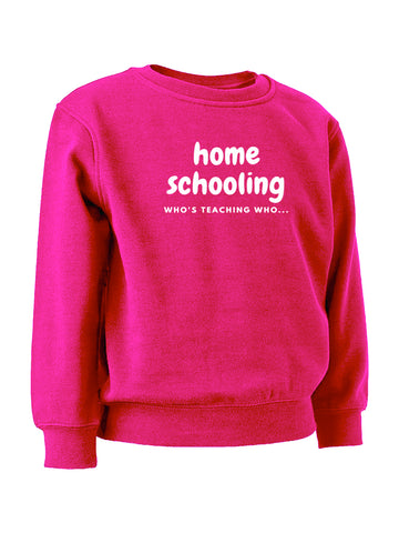 Home Schooling - WINDCHEATER