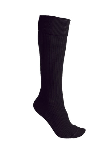 COTTON NYLON KNEE HIGH