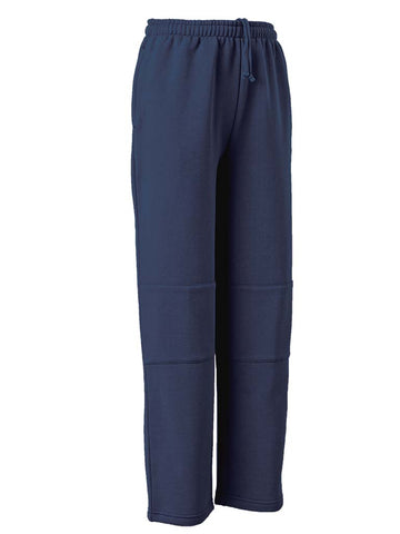 STRAIGHT LEG DOUBLE KNEE TRACKPANT