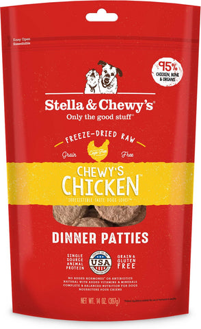 Stella & Chewy's Chewy's Chicken Freeze-Dried Dog Food