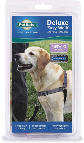 PetSafe Deluxe Easy Walk Harness Medium/Large Dogs