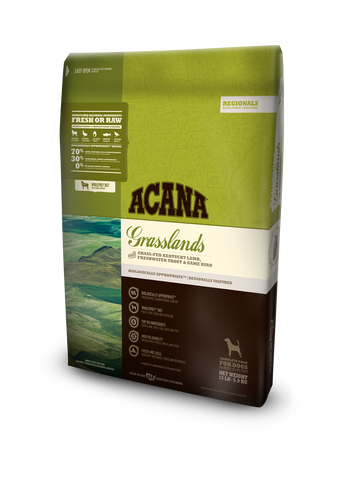 Acana Regional Grasslands Dog Food