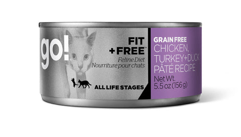 GO! FIT + FREE™ Chicken, Turkey + Duck Pâté