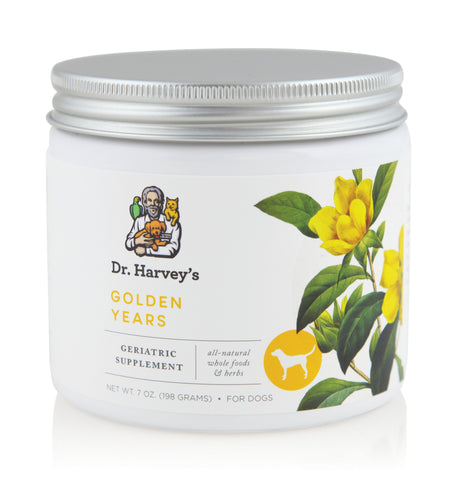 Dr. Harvey's Golden Years Dog Supplement