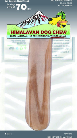 Himalayan Dog Chew Under 70lbs