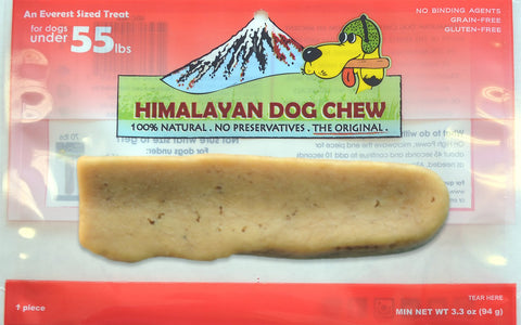 Himalayan Dog Chew Under 55lbs