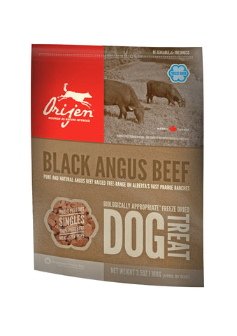 Orijen Freeze-Dried Angus Beef Dog Treat