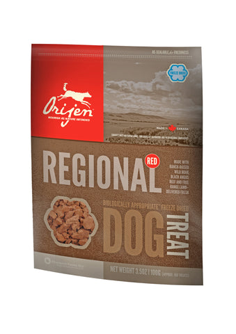 Orijen Freeze-Dried Regional Red Dog Treat