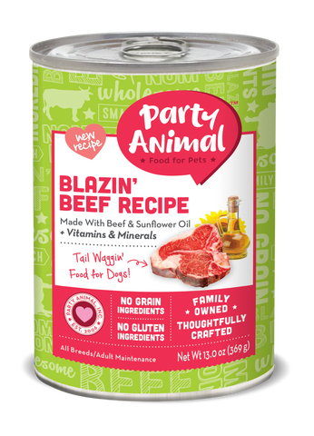 Party Animal Blazin' Beef