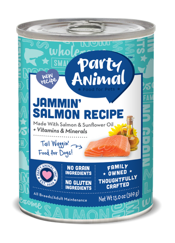 Party Animal Jammin' Salmon
