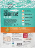 BEAMS OCEAN CHEWS - Cod Small 2.75 oz Pouch