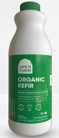 Open Farm Organic Grass-Fed Cow Milk Kefir