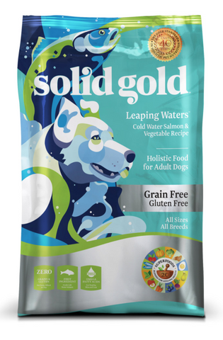 Solid Gold Leaping Waters Dog Food