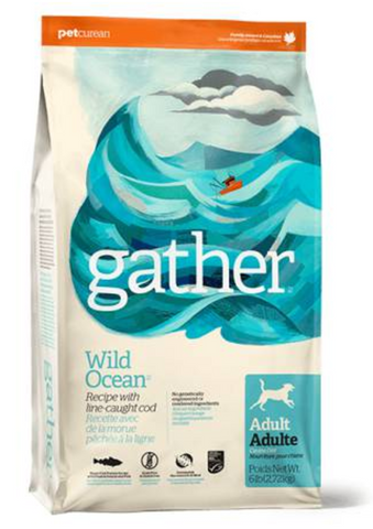 Petcurean Gather Wild Ocean Dog Food