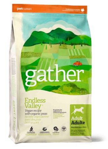 Petcurean Gather Endless Valley Dog Food