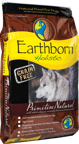 Earthborn Holistic Grain Free Primitive Natural Dog Food