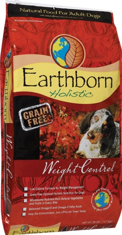 Earthborn Holistic Grain Free Weight Control Dog Food
