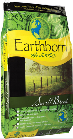 Earthborn Holistic Small Breed Dog Food
