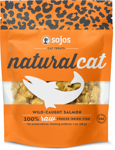 Sojos Natural Cat Wild Caught Salmon