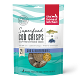 Superfood Cod Crisps - Cod 3 oz Pouch