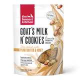 Goat's Milk N' Cookies - Slow Baked 8 oz Pouch