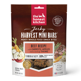 Jerky Harvest Mini Bars - Beef Recipe With Carrots & Apples 4 oz Pouch