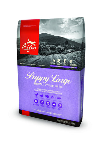 Orijen USA Large Puppy Grain Free Dog Food