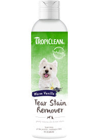 TropiClean Tear Stain Remover for Pets, 8oz