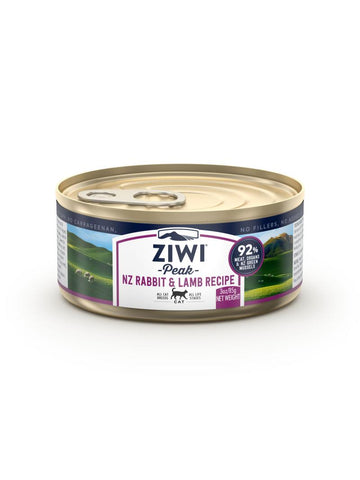 Ziwi Peak Wet Rabbit & Lamb Recipe for Cats