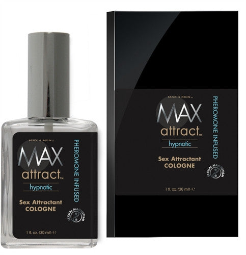 Max 4 Men Attract Hypnotic Pheromone Cologne CE8010-00