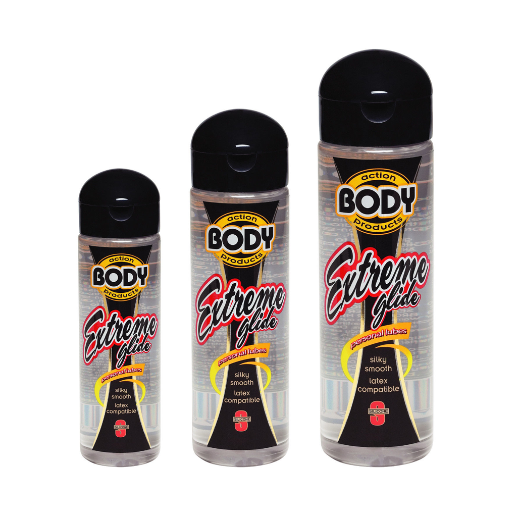 Body Action Xtreme Lubricant