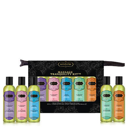 Kama Sutra Massage Tranquility Kit