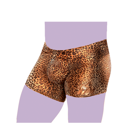 Soft Animal Print Short