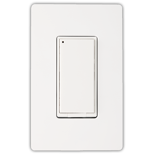 In Wall Light Switch