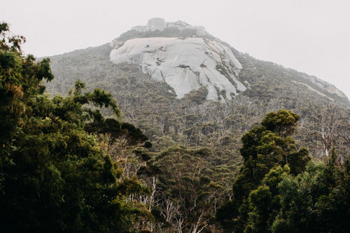 Wilsons Promontory Mountain Photographic Print