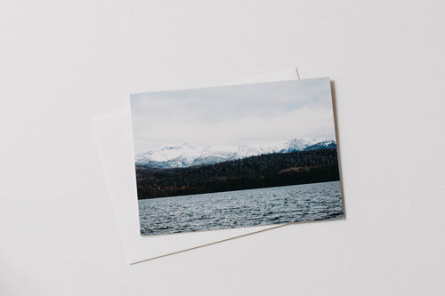 Lake St Clair Greeting Card