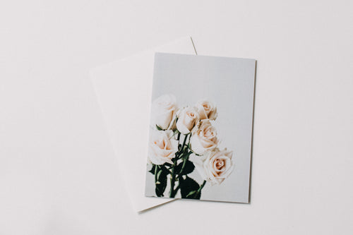 Studio Roses Greeting Card
