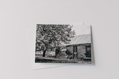 Blossom Barn Greeting Card