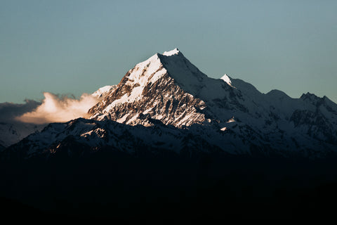 New Zealand Southern Alps II Photographic Print