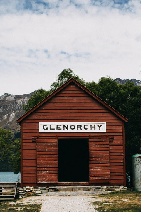 New Zealand Glenorchy Photographic Print