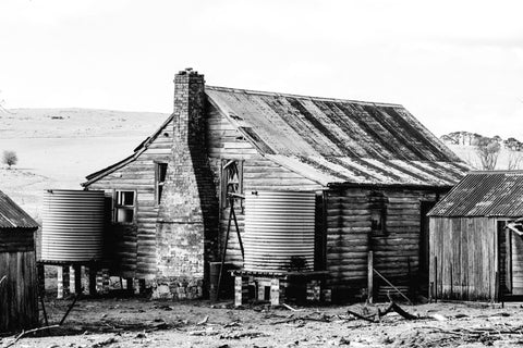 Gostwyck Wool Shed III Photographic Print