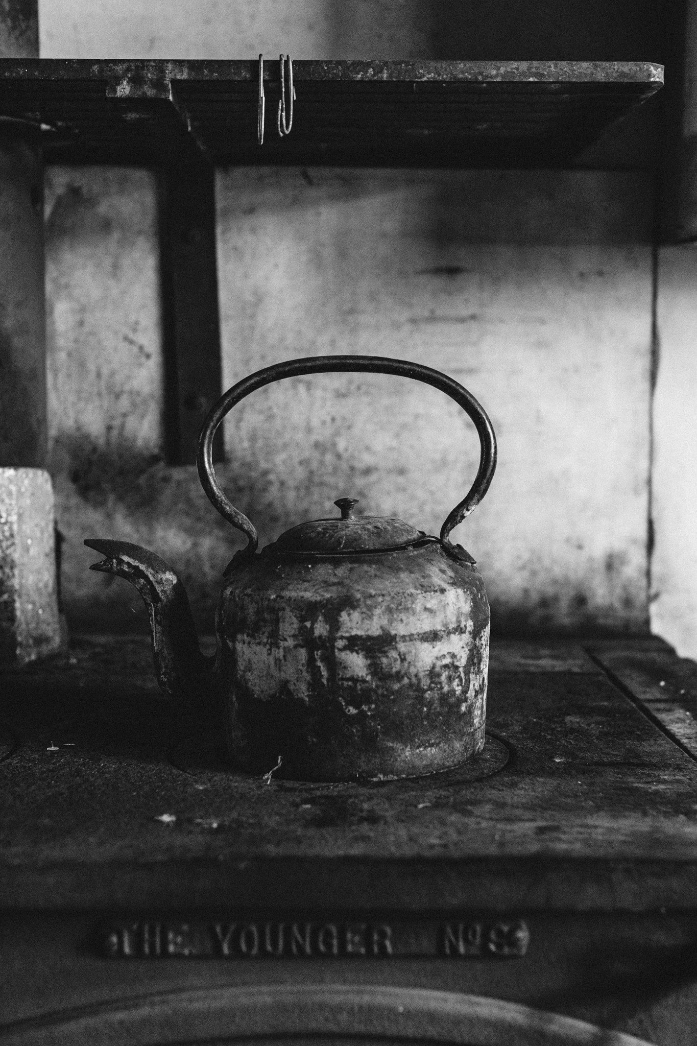 Australian Kettle II Photographic Print